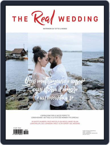 THE REAL WEDDING March 1st, 2018 Digital Back Issue Cover