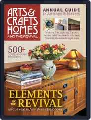 Arts & Crafts Homes (Digital) Subscription January 1st, 2015 Issue