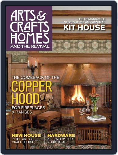 Arts & Crafts Homes (Digital) September 1st, 2014 Issue Cover