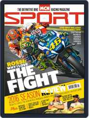 MCN Sport (Digital) Subscription November 1st, 2016 Issue