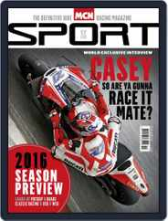 MCN Sport (Digital) Subscription April 1st, 2016 Issue