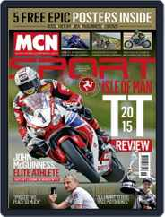 MCN Sport (Digital) Subscription September 1st, 2015 Issue