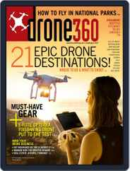 Drone 360 (Digital) Subscription August 1st, 2017 Issue
