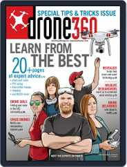 Drone 360 (Digital) Subscription August 26th, 2016 Issue