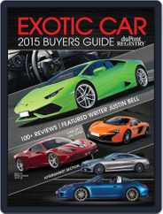 Exotic Car Buyers Guide Magazine (Digital) Subscription January 1st, 2015 Issue