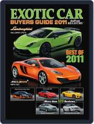 Exotic Car Buyers Guide Magazine (Digital) Subscription September 17th, 2010 Issue
