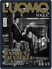L'uomo Vogue (Digital) Subscription March 1st, 2017 Issue
