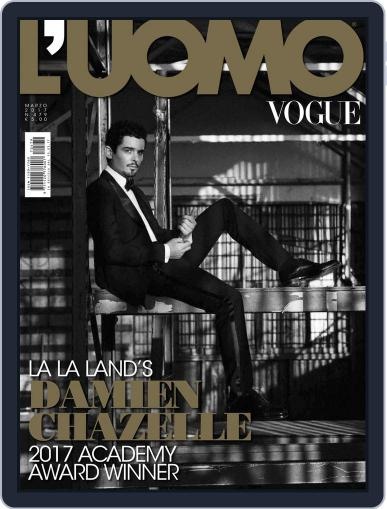 L'uomo Vogue (Digital) March 1st, 2017 Issue Cover