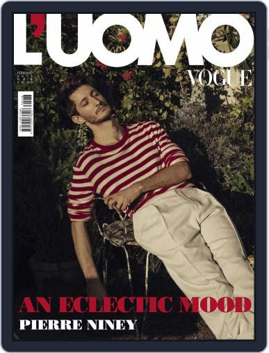 L'uomo Vogue (Digital) February 1st, 2017 Issue Cover