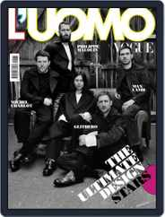L'uomo Vogue (Digital) Subscription April 11th, 2016 Issue
