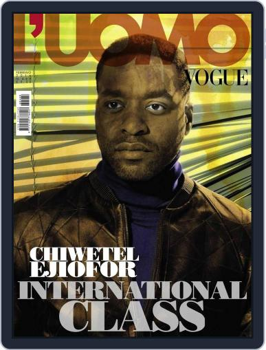 L'uomo Vogue (Digital) February 12th, 2016 Issue Cover