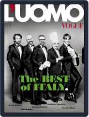 L'uomo Vogue (Digital) Subscription April 14th, 2015 Issue