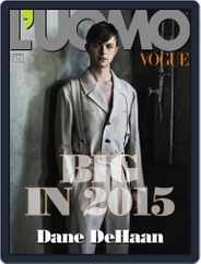 L'uomo Vogue (Digital) Subscription January 14th, 2015 Issue