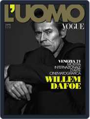 L'uomo Vogue (Digital) Subscription August 26th, 2014 Issue