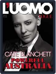 L'uomo Vogue (Digital) Subscription March 17th, 2014 Issue