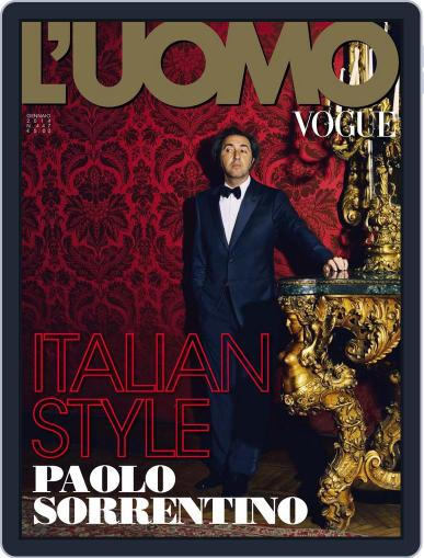 L'uomo Vogue (Digital) January 9th, 2014 Issue Cover