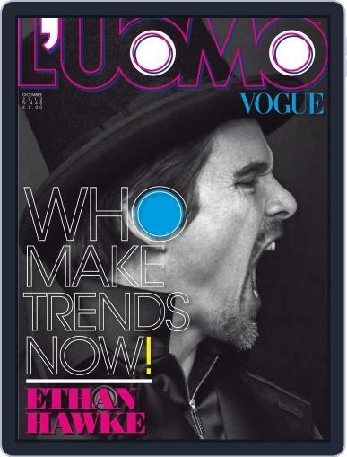 L'uomo Vogue (Digital) December 16th, 2013 Issue Cover