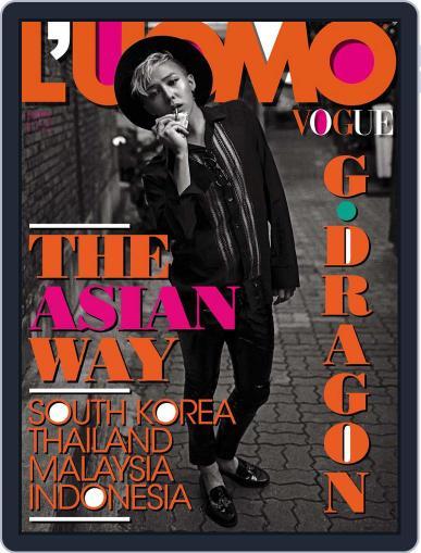 L'uomo Vogue (Digital) November 11th, 2013 Issue Cover