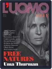L'uomo Vogue (Digital) Subscription March 22nd, 2012 Issue