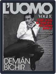 L'uomo Vogue (Digital) Subscription February 24th, 2012 Issue