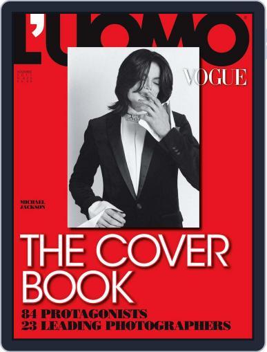 L'uomo Vogue (Digital) November 17th, 2011 Issue Cover