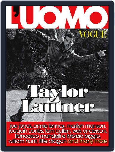 L'uomo Vogue (Digital) October 20th, 2011 Issue Cover