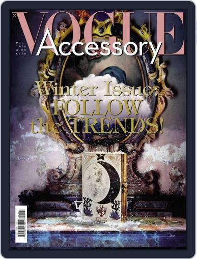 Vogue Accessory (Digital) December 1st, 2016 Issue Cover