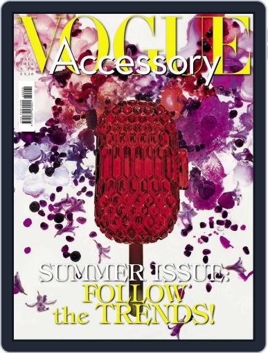Vogue Accessory (Digital) May 6th, 2016 Issue Cover