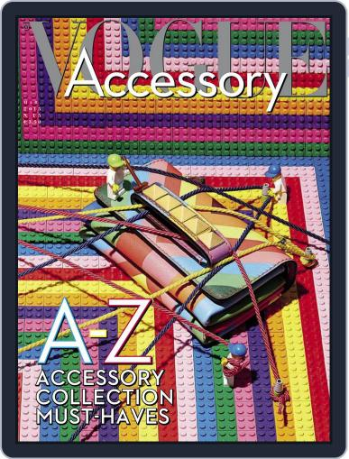 Vogue Accessory (Digital) April 1st, 2015 Issue Cover