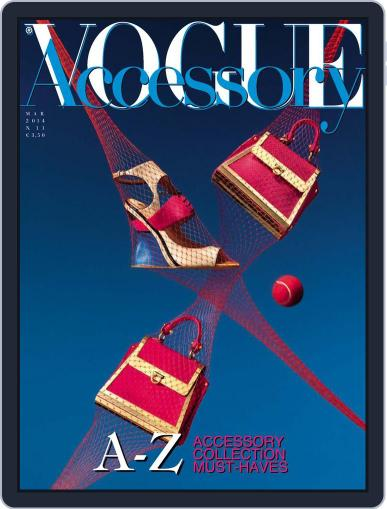 Vogue Accessory (Digital) February 22nd, 2014 Issue Cover