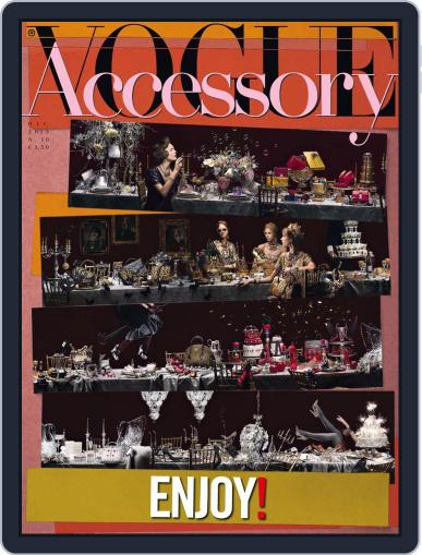 Vogue Accessory (Digital) November 28th, 2013 Issue Cover