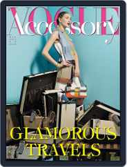 Vogue Accessory (Digital) Subscription May 2nd, 2013 Issue