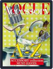Vogue Accessory (Digital) Subscription March 3rd, 2013 Issue