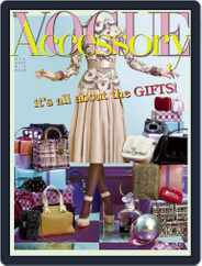 Vogue Accessory (Digital) Subscription November 28th, 2012 Issue