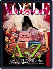 Vogue Accessory (Digital) Subscription October 17th, 2012 Issue