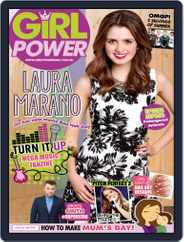 Girl Power (Digital) Subscription April 12th, 2015 Issue