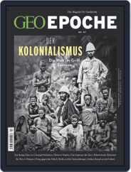 GEO EPOCHE (Digital) Subscription June 1st, 2019 Issue