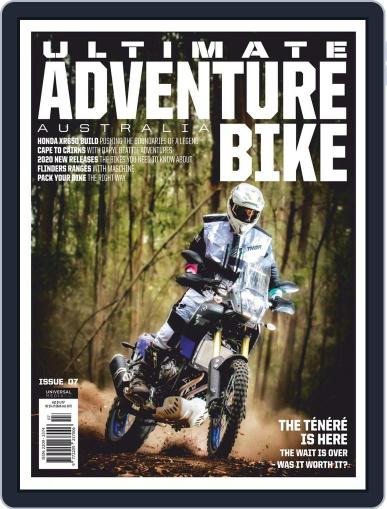 Ultimate Adventure Bike January 1st, 2020 Digital Back Issue Cover