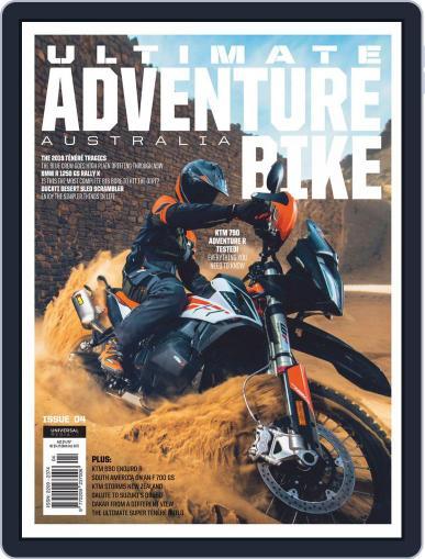 Ultimate Adventure Bike July 1st, 2019 Digital Back Issue Cover