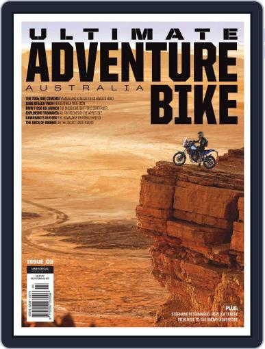 Ultimate Adventure Bike (Digital) January 1st, 2019 Issue Cover
