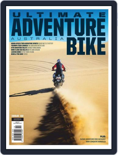 Ultimate Adventure Bike (Digital) November 1st, 2018 Issue Cover