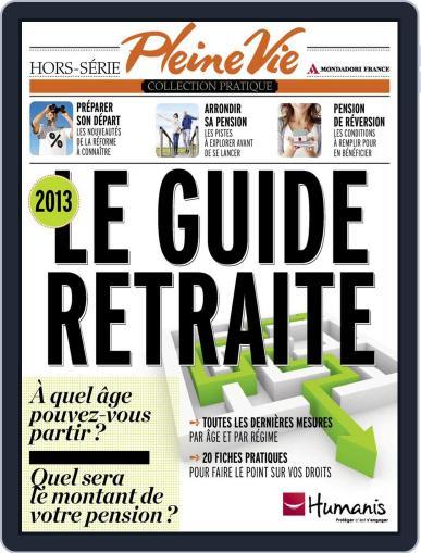 Pleine Vie Hors Série January 24th, 2013 Digital Back Issue Cover