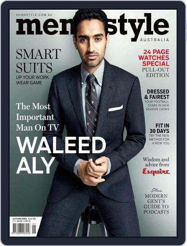 Men's Style Australia (Digital) April 13th, 2016 Issue Cover