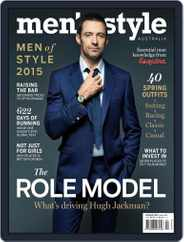 Men's Style Australia (Digital) Subscription August 16th, 2015 Issue
