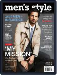 Men's Style Australia (Digital) Subscription May 17th, 2015 Issue