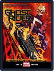 All-New Ghost Rider (2014-2015) (Digital) Subscription October 1st, 2014 Issue