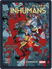 All-New Inhumans (2015-2016) (Digital) Subscription May 18th, 2016 Issue