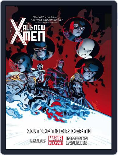 All-New X-Men (2012-2015) (Digital) September 18th, 2013 Issue Cover