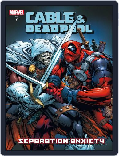Cable & Deadpool (Digital) March 28th, 2013 Issue Cover