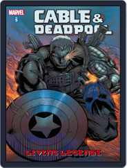 Cable & Deadpool (Digital) Subscription November 29th, 2012 Issue
